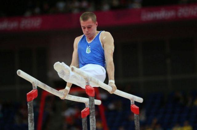 Гимнаст Олег Верняев завоевал семь наград насоревнованиях вИсландии