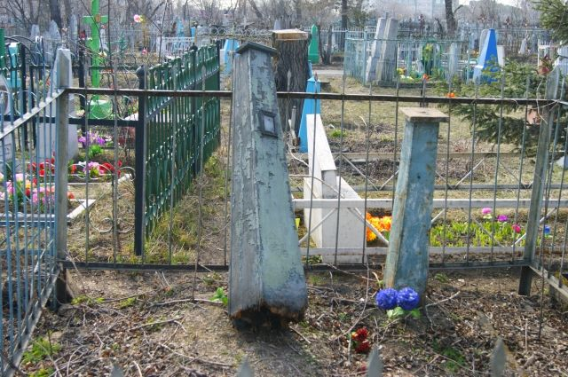 Сейчас власти ищут новое место для кладбища.