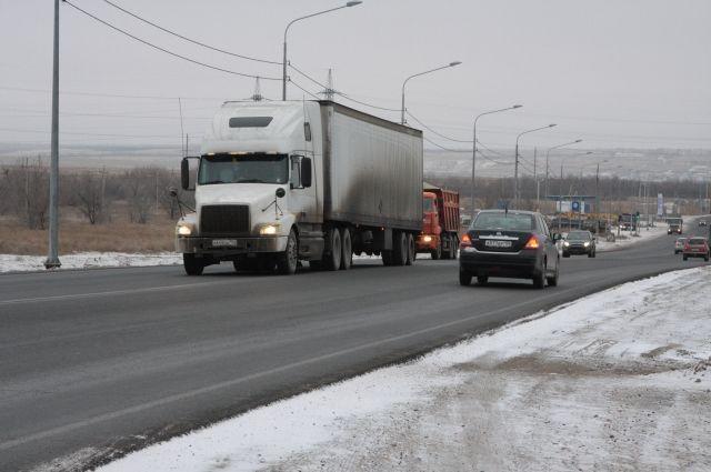 Песчанокопское: Ростовская милиция ограничила движение на автотрассе Котельниково