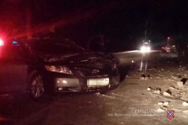 Шофёр умер в трагедии вНовониколаевском районе