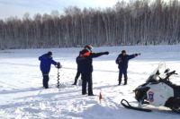Проверка трассы «Лыжни России» в Иркутском районе.