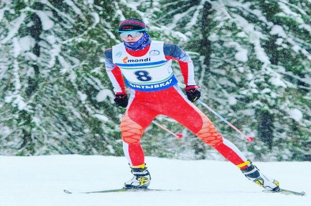 Карельский спортсмен завоевал «золото» напервенстве Севера-Запада полыжным гонкам