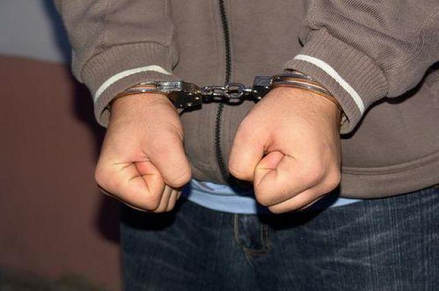 Подозреваемый арестован и содержится под стражей.