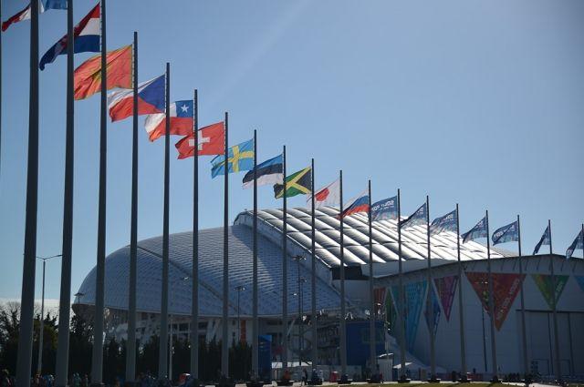 ВСочи отметят 3-ю годовщину Олимпиады