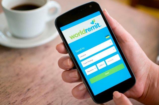 Британский сервис WorldRemit теперь доступен в Украине