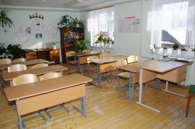 ВТюмени из-за мороза отменили занятия ученикам младших классов