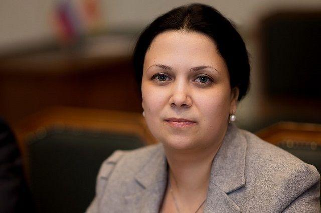 Ирина Репина.