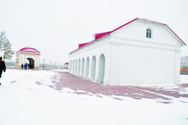 Шалак попросил еще 23 млн наремонт «Омской крепости»
