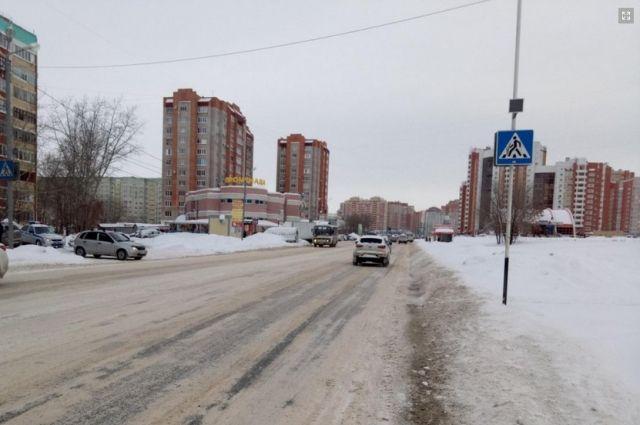 В начале февраля зафиксировано два ДТП с пешеходами