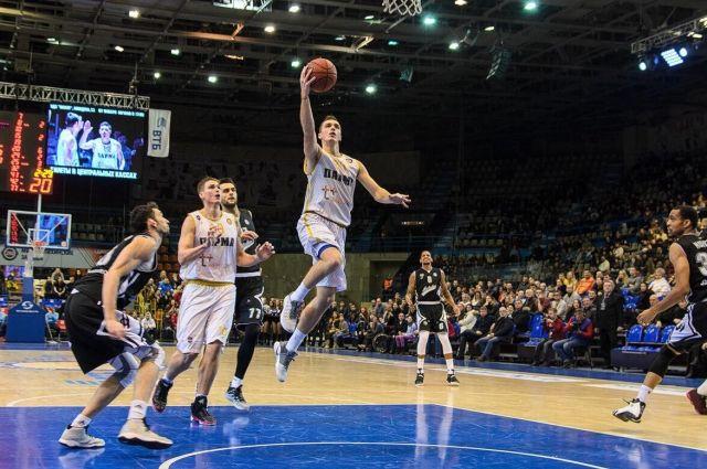 Игрок «Пармы» Анджушич заменит Теодосича вМатче всех звёзд Единой лиги ВТБ