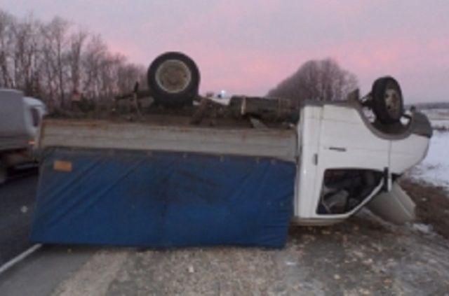 Авария случилась у села Симбухово.