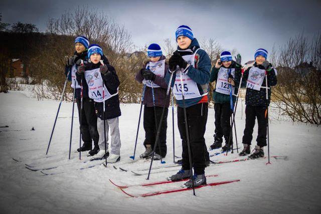 ВРязанской области состоится Всероссийская массовая лыжная гонка «Лыжня РФ 2017»