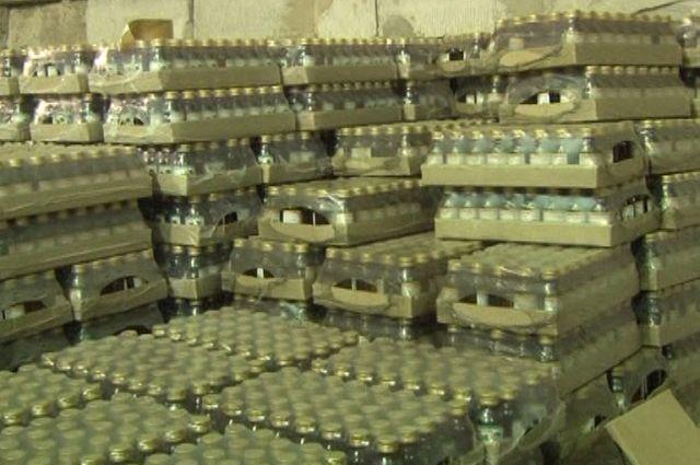 Роспотребнадзор изъял в столице 67 литров непищевой спиртосодержащей продукции