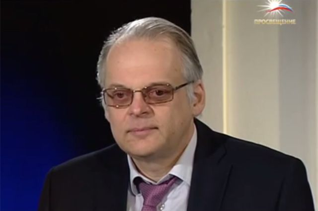Андрей Марголин.
