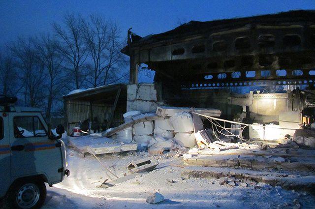 Рабочий, пострадавший при взрыве вКирово-Чепецке, скончался в клинике