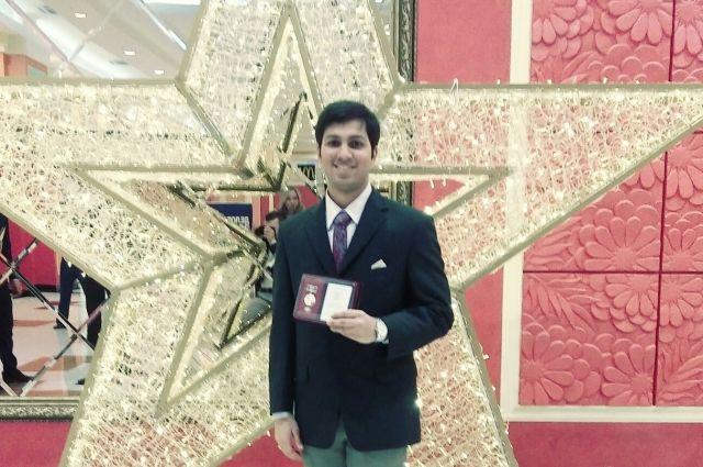 Диплом лауреата конкурса «Студент года» - еще одно подтверждение качества оренбургского образования.