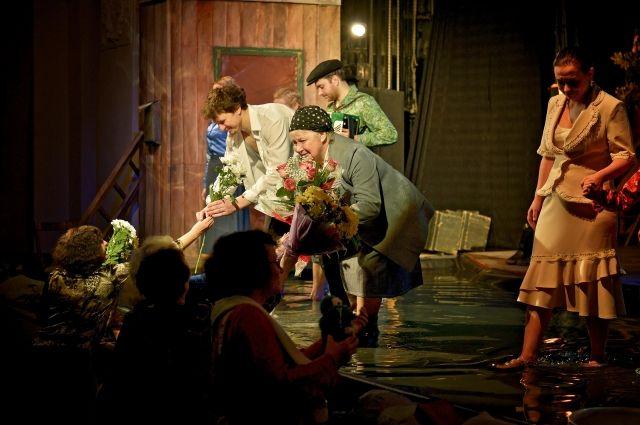 Спектакль по пьесе Николая Коляды сыграют в бенефис актрисы.