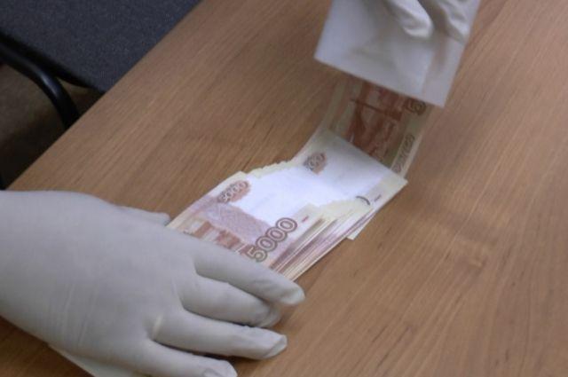 ВоФрунзенском районе задержали фальшивомонетчика, изготавливавшего поддельные тысячные купюры