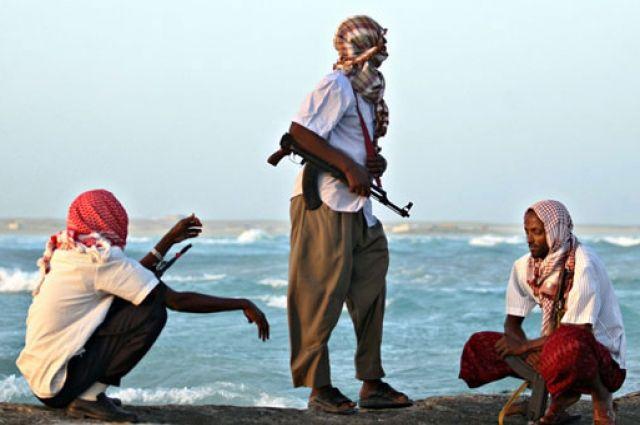 Пираты напали на русских иукраинских моряков втерриториальных водах Нигерии