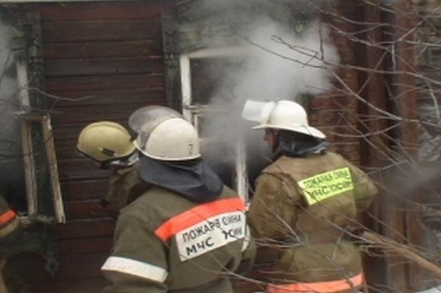 НаВасильевском острове сгорел 16-й департамент милиции