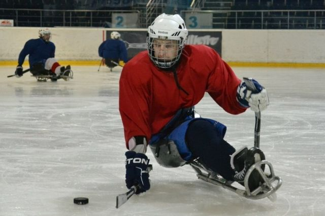 В Оренбурге состоится мини-турнир «Хоккей без барьеров»