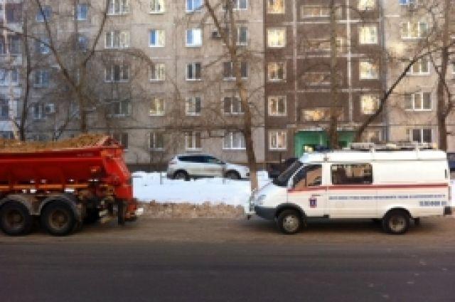 Авария оставила без тепла в20-градусный мороз тысячи воронежцев