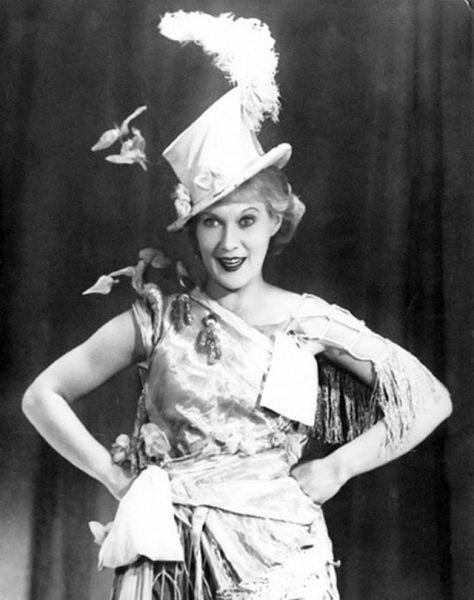 Любовь Орлова в фильме «Весёлые ребята», 1934 год.