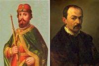 Дмитрий Шемяка и Павел Федотов.