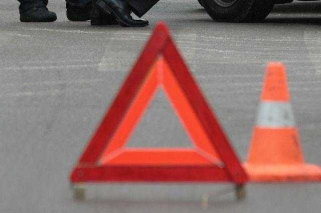 В результате ДТП пострадало пять человек