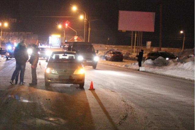 ВВологде «Toyota» насмерть сбила пешехода