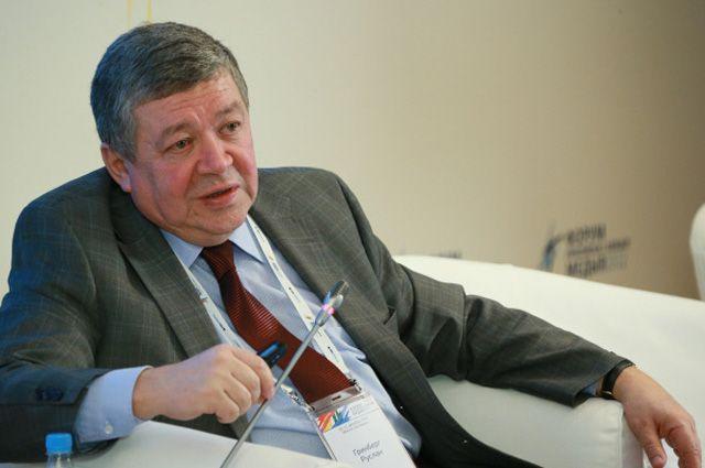 Руслан Гринберг.