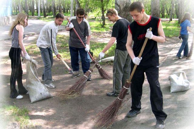 Летом временную работу получат практически 700 брянских молодых людей