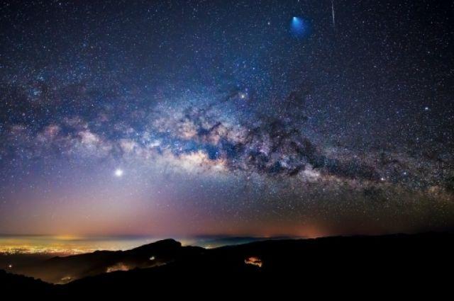 Ученые нашли около Млечного Пути «галактический мост»