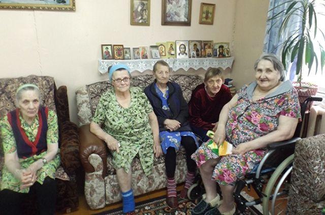 дом престарелых сухум