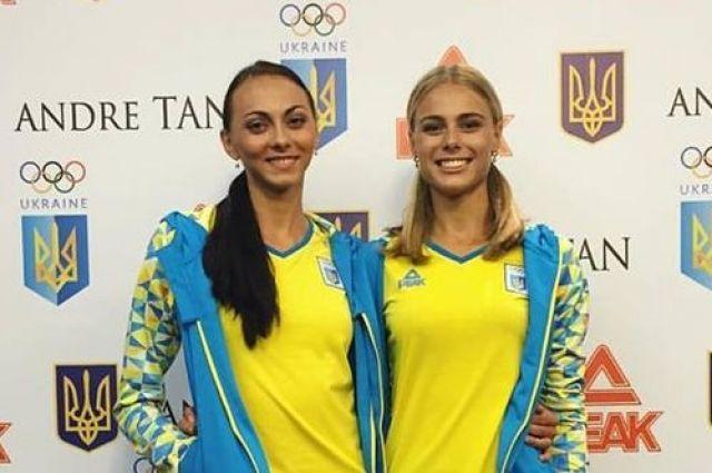 Украинские красавицы стали лучшими впрыжках ввысоту намеждународном турнире