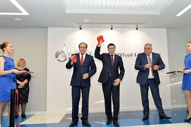 Сегодня Дмитрий Кобылкин вМуравленко открыл учебный центр нефтяников