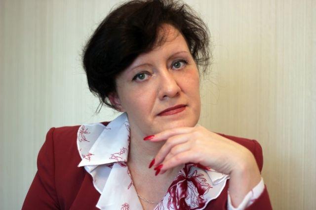 Людмила Серикова