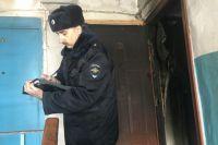 Днём 9 февраля поступило сообщение о возгорании в квартире многоэтажного дома по проспекту им.газ. «Красноярский рабочий».