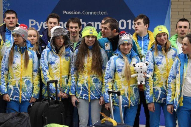 Украина заняла 10 место в обще медальном зачете Универсиады