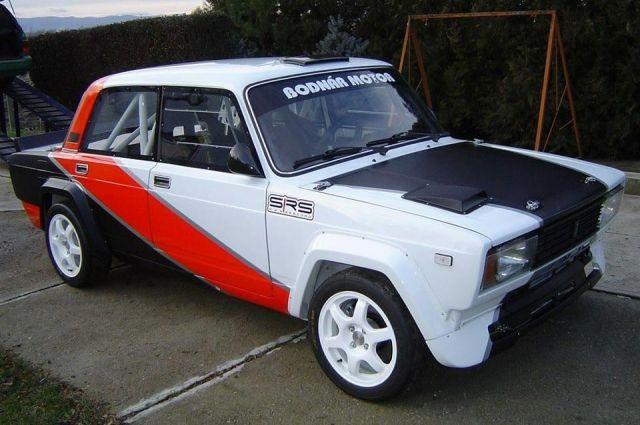 В США выставили на продажу Ладу 1987 года по цене Lexus GS или Audi A6