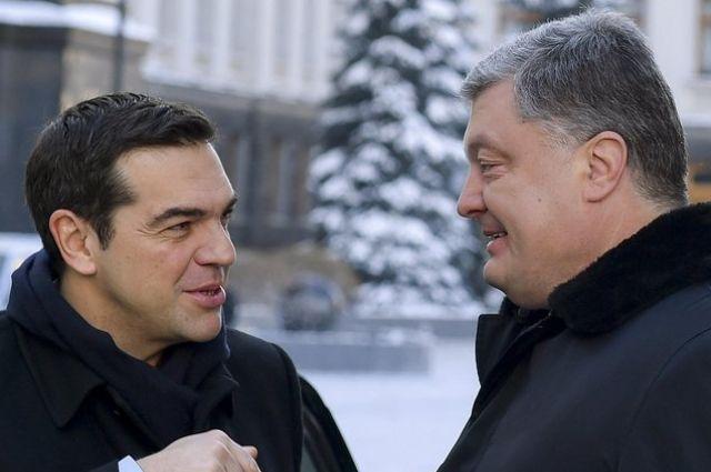 Украина и Греция будут сотрудничать в сфере энергетики