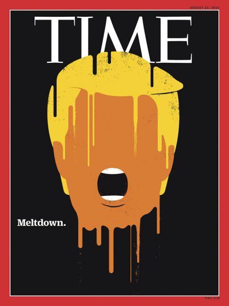 Журнал Time: «Провал»