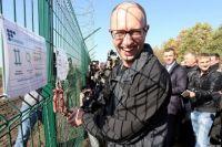Арсений Яценюк не против поделится с Америкой проектом «Стена»