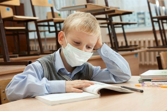 С 6 по 8 февраля в столице заболело 10 117 детей