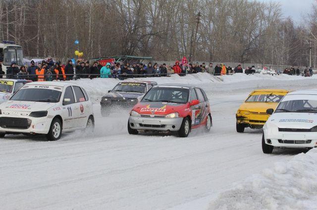 Кубок Губернатора Алтайского края по зимним трековым гонкам.
