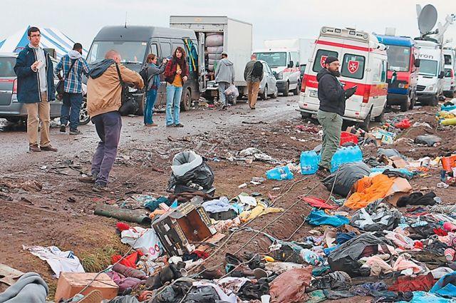 Венгрия сообщила остроительстве 2-го забора из-за наплыва мигрантов