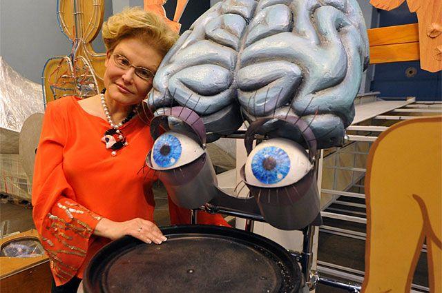 Елена Малышева вышла из себя в эфире одной из телепередач.