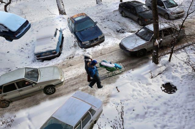 Новосибирск в этом году побил все рекорды по осадкам