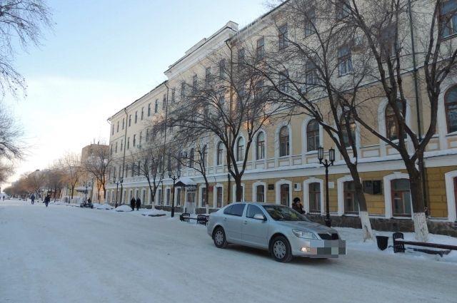ВОренбурге завзятки схвачен декан истфака педагогического университета