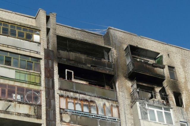 Воккупированном Стаханове вмногоэтажке произошел взрыв газа: погибла женщина